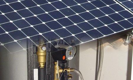 Accumulo termico pe fotovoltaico