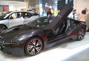 Auto elettrica solar expo 2015