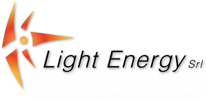 Logo Lightenergy - impianti fotovoltaici, pompe di calore, certificazione energetica in Pavia e Provincia