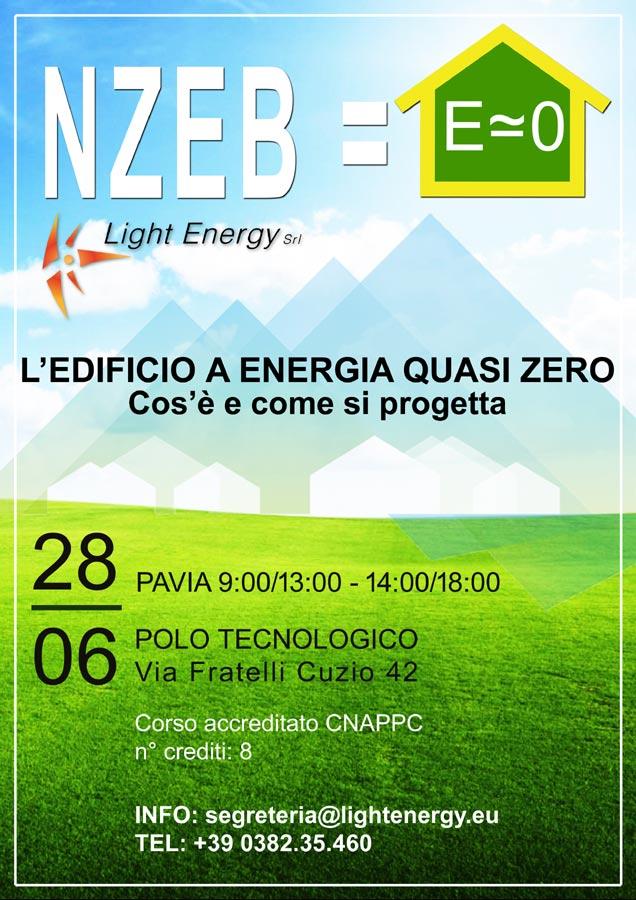 Corso progettazione NZEB