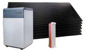 Sistema termodinamico per riscaldamento