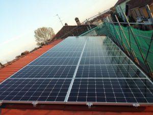 Impianto fotovoltaico 1