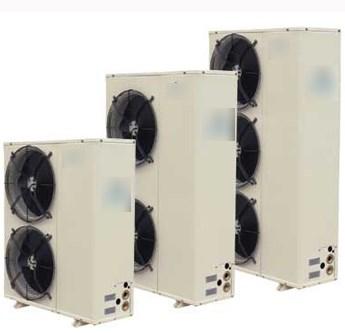 Evaporatori pompa di calore