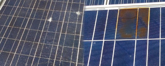 La manutenzione degli impianti fotovoltaici