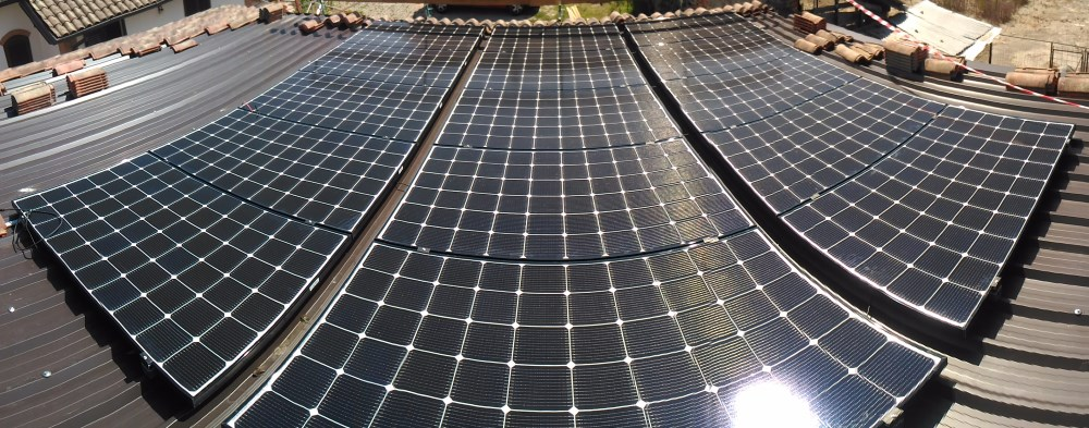 Installazione fotovoltaico a tetto